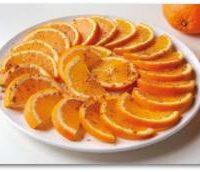 grill ernaehrung orangen
