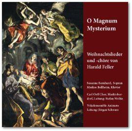 O Magnum Mysterium – CD